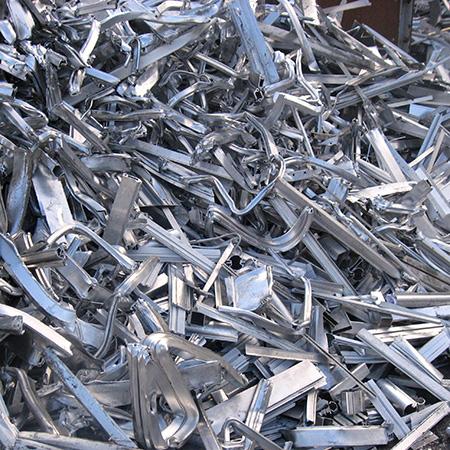 Oud aluminium prijs